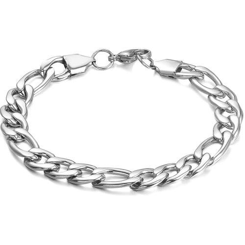 Stainless Steel Mens Womens Bracelet